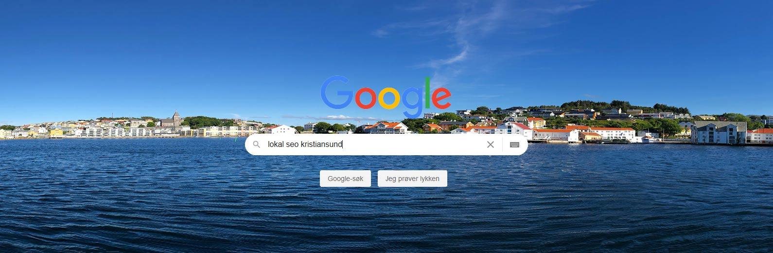 Lokal SEO i Kristiansund