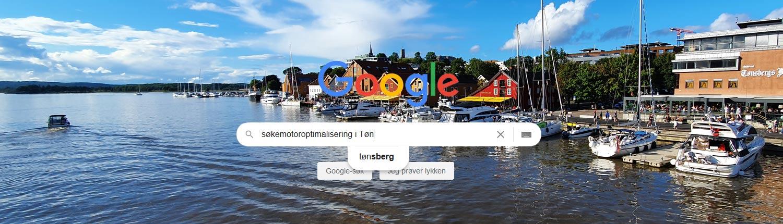 Søkemotoroptimalisering i Tønsberg
