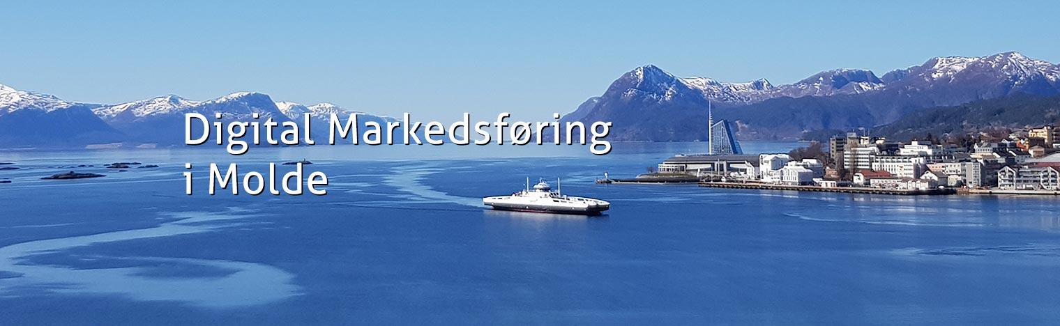 Digital Markedsføring i Molde header
