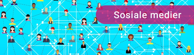Markedsføring i sosiale medier