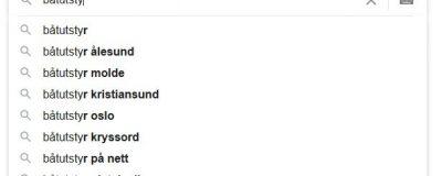 Google vises eksempel på lokal SEO og søkeresultat